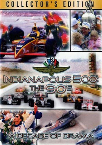 Indianapolis 500: The 90's - A Decade Of Drama (Collector's Edition) DVD Movie
