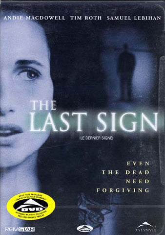 The Last Sign (Bilingual) DVD Movie
