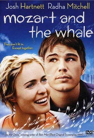 Mozart and the Whale DVD Movie