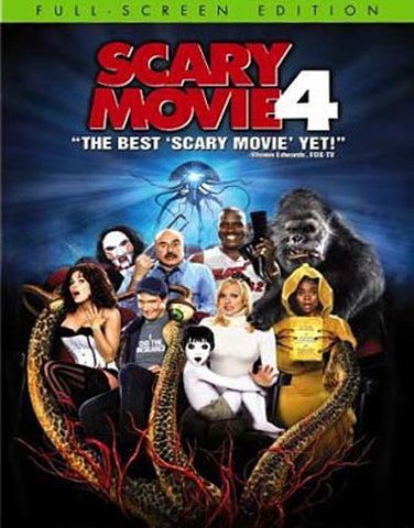 Scary Movie 4 (Full Screen) (Bilingual) DVD Movie
