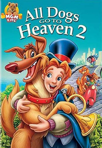 All Dogs Go To Heaven 2 DVD Movie