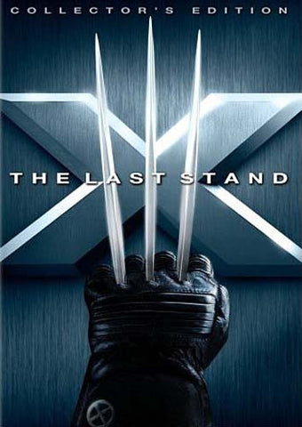 X-Men 3 - The Last Stand (Collector s Edition) (Boxset) (USED) DVD Movie