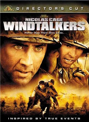 Windtalkers (Director's Cut)(Bilingual) DVD Movie