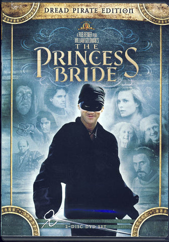 The Princess Bride - (Two Disc Dread Pirate Edition) DVD Movie