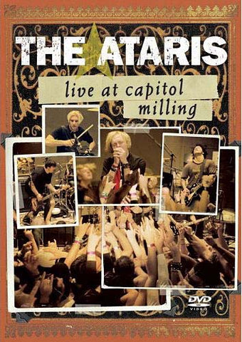 The Ataris: Live at Capitol Milling DVD Movie