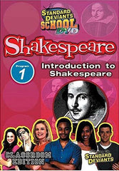 Standard Deviants School - Shakespeare - Program 1 - Introduction to Shakespeare (Classroom Edition)