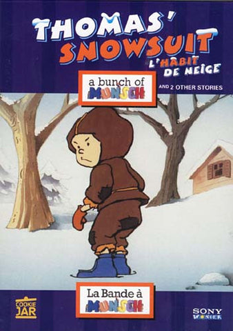 ThomasSnowsuit (L Habit de Neige)(Bilingual) DVD Movie
