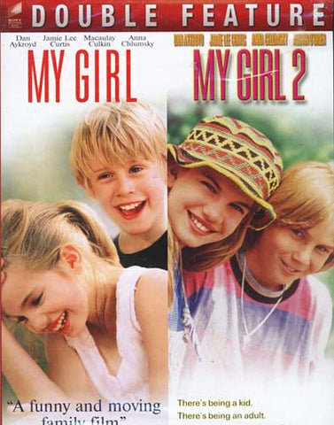 My Girl / My Girl 2 (Double Feature) DVD Movie