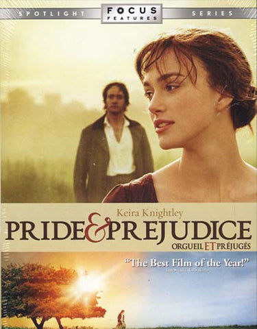 Pride & Prejudice (Orgueil et Prejuges) DVD Movie