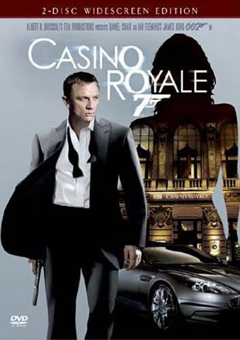 Casino Royale (2-Disc Widescreen Edition) (James Bond) (Bilingual) DVD Movie
