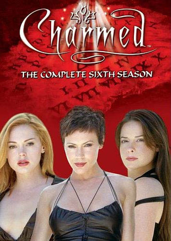 Charmed - The Complete Sixth Season (Boxset) DVD Movie