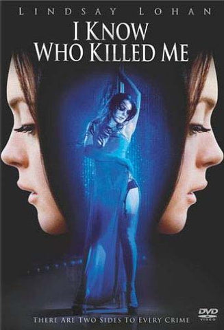 I Know Who Killed Me DVD Movie
