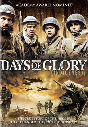 Days of Glory / Indigenes DVD Movie
