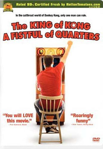 The King of Kong - A Fistful of Quarters DVD Movie