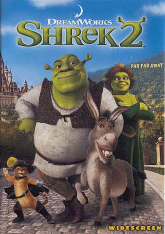 Shrek 2 (Widescreen Edition) DVD Movie