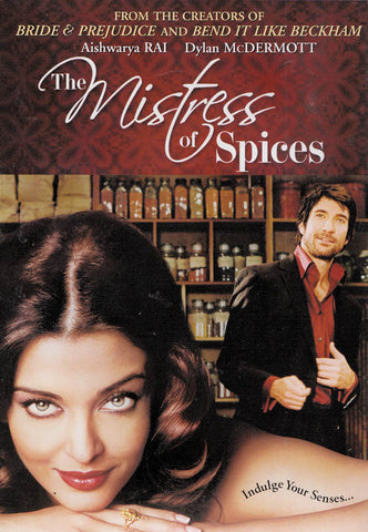 The Mistress Of Spices DVD Movie