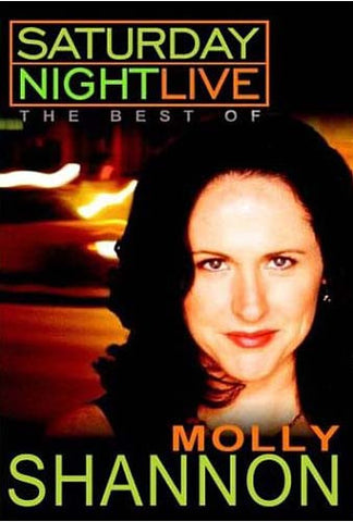 Saturday Night Live - The Best of Molly Shannon DVD Movie