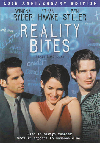 Reality Bites (10th Anniversary Edition)(Bilingual) DVD Movie