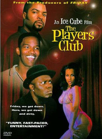 The Players Club (Widescreen/Fullscreen) DVD Movie