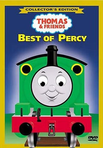 Thomas and Friends - Best of Percy (Collector's Edition) DVD Movie