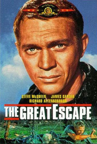 The Great Escape (MGM) DVD Movie