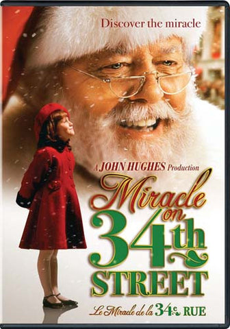 Miracle on 34th Street DVD Movie