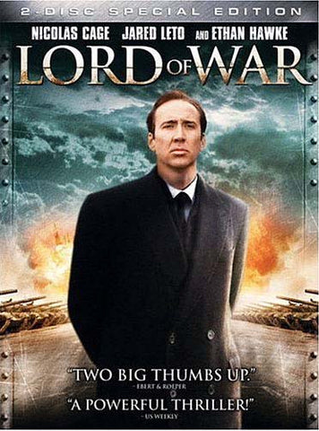 Lord of War (2-disc special edition) DVD Movie