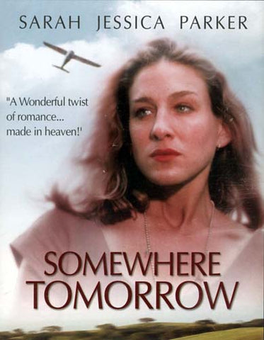 Somewhere Tomorrow DVD Movie