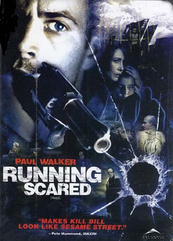 Running Scared (Paul Walker) (Bilingual) DVD Movie