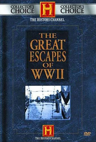 The Great Escapes of WWII (Collector's Choice) (Boxset) DVD Movie