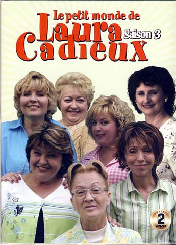 Le petit monde de Laura Cadieux - Saison 3 DVD Movie
