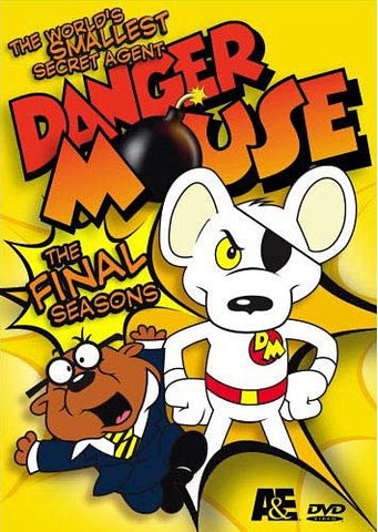 Danger Mouse - The Final Seasons (Boxset) DVD Movie