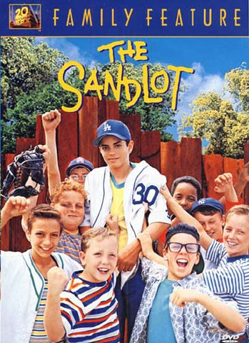 The Sandlot (Petit Champ) DVD Movie
