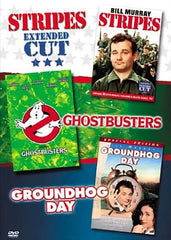 Groundhog Day/Ghostbusters/Stripes (Boxset)