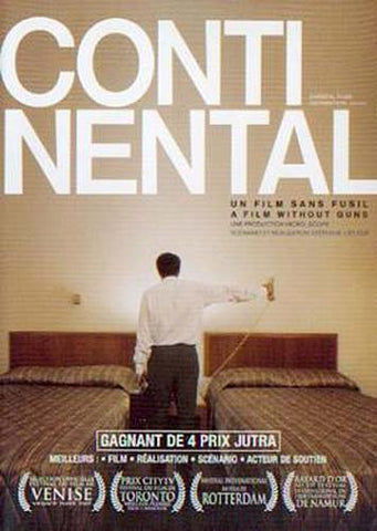 Continental DVD Movie