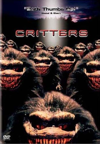 Critters (Bilingual) DVD Movie