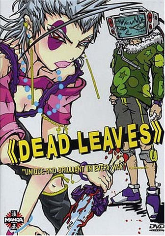 Dead Leaves DVD Movie