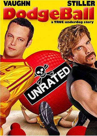 Dodgeball - A True Underdog Story(Ballon chasseur) (Unrated Edition) DVD Movie