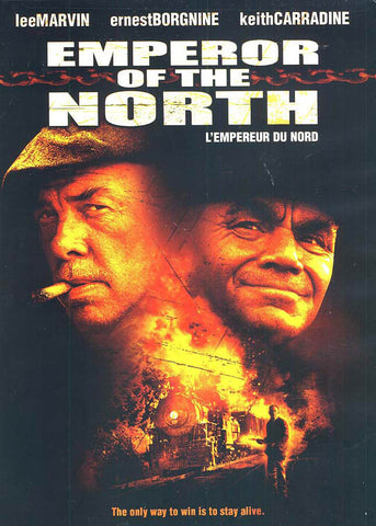 Emperor of the North (L empereur Du Nord) (Bilingual) DVD Movie
