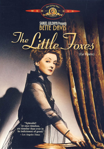 The Little Foxes (MGM) (Bilingual) DVD Movie