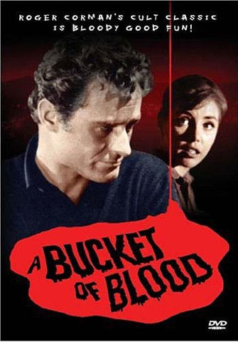 A Bucket of Blood (Roger Corman) DVD Movie