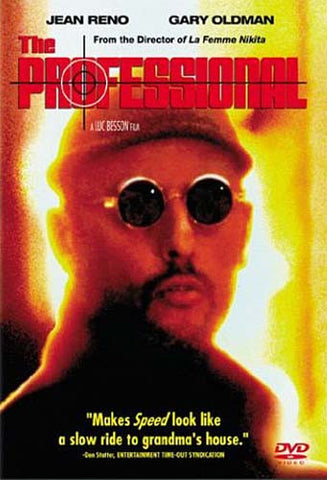 The Professional DVD Movie