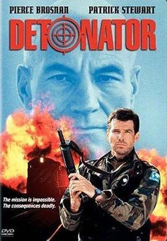 Detonator (Pierce Brosnan) DVD Movie