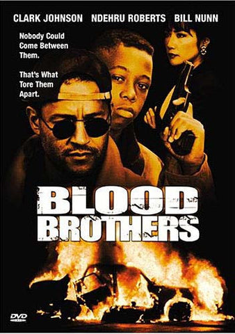 Blood Brothers (Clark Johnson) DVD Movie
