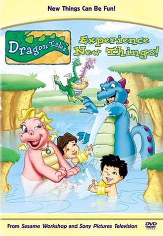 Dragon Tales - Experience New Things! DVD Movie