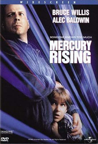 Mercury Rising (Widescreen) DVD Movie
