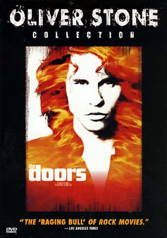 The Doors - Oliver Stone Collection (Snapcase) DVD Movie
