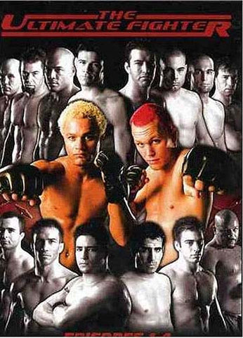 The Ultimate Fighter - Episodes 1 - 4 DVD Movie