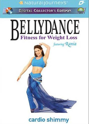 Bellydance - Fitness for Weight Loss - Cardio Shimmy DVD Movie