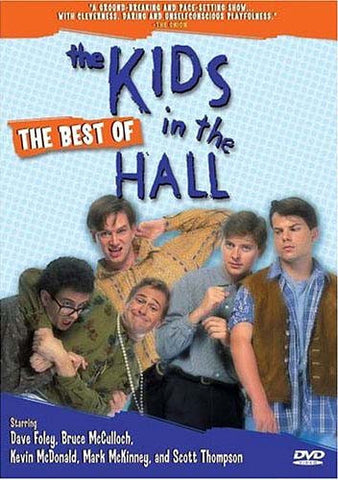 The Best of the Kids in the Hall - Vol. 1 DVD Movie